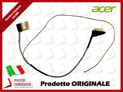 Cavo Flat Cable LCD Originale ACER Aspire E5-571G p/n DC02001Y810