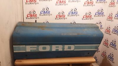 Ford New Holland Complete ORIGINAL bonnet  #e9nn16a724aa / 81872122 /e1nn16626aa