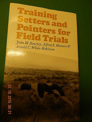 Training Setters & Pointers For Field Trials