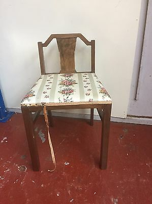 Antique Bedroom Chair