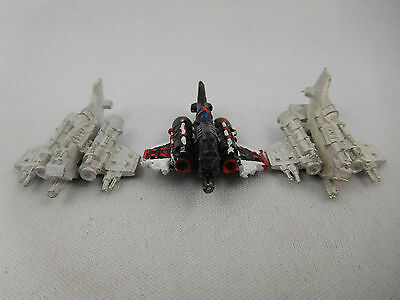 Epic 40,000 [Imperial Navy] Thunderbolt Fighters x3 [Metal] 10mm