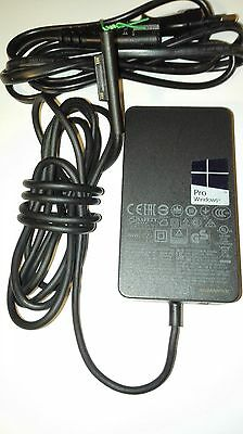 Genuine Original Microsoft Surface Pro 3 4 Adapter Charger 1625 30W 12V 2,58A