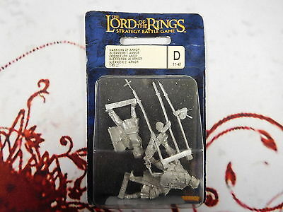 Warriors of Arnor [Kingdom of Men] Lord of the Rings [NIB]