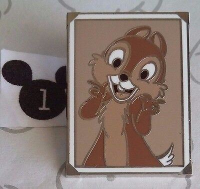 Chip Sepia Snapshots PWP Limited Release Dale Disney Pin Buy 2 Save $