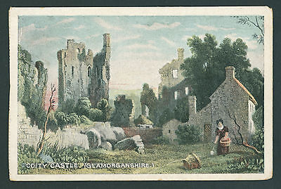 Coity Castle near Bridgend, GLAMORGAN