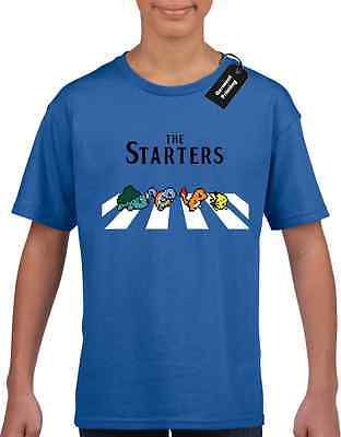 Starters Kids Childrens T Shirt Top Boys Girls
