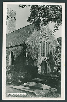 The Church of St Athan between Llantwit Major & Barry GLAMORGAN