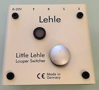 LEHLE Little Lehle II looper Switcher