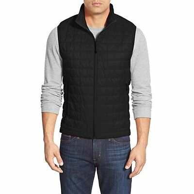 Puffer Men's Fashion Quilted Warm Sleeveless Puff Down Vest Coat Zip Jacket