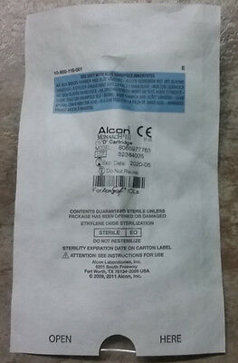 Lot Of 10 ALCON 8065977763 MONARCH III IOL DELIVERY SYSTEM_D_CARTRIDGES Phaco