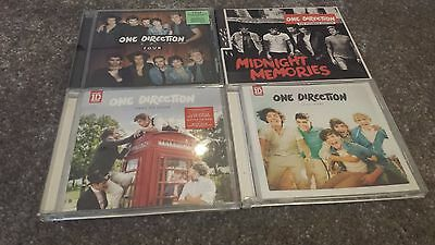 One Direction 4CDs Bundle