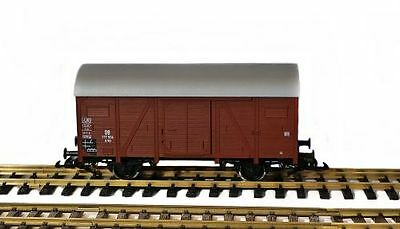 Piko covered goods wagon Spur G, surrounding through Zenner to Gauge 2, 1:28