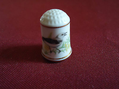 Vintage Thimble from Franklin Mint