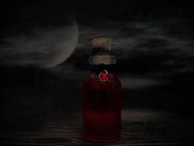 VAMPYRE Vampire Lust Potion Ritual Oil  Love Elixir  ~ Wicca Witchcraft  Potions