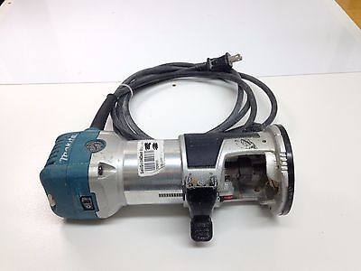"Makita RT0700C 6.35mm 1/4"" Trimmer 220V 710W Router Tool"