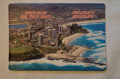 Tweed Heads - Coolanagatta - Australia - Collectable - Vintage-Postcard