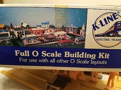 K-Line, Factory Building Kit, 4011,  O Scale
