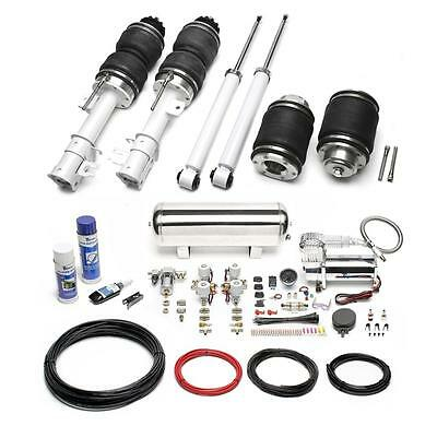 Ta Technix Air-Ride Air Suspension Incl. Compressor-Kit - Alfa Romeo, Fiat, Opel