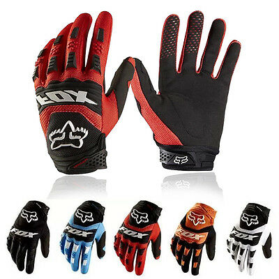 New Motorcycle Racing Pro-Biker Gloves Cycling Durable Windproof 5 Colors M/L/XL