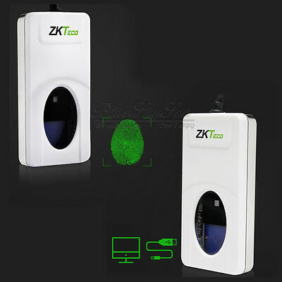ZKTeck ZK9000 Fingerprint USB Scanner Reader Optical Sensor For Time Attendance