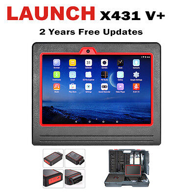 Launch X431 V+ PRO3 OBD2 Auto Diagnostic Tool All System Scanner Global Version
