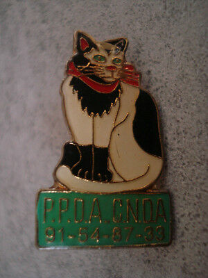 Pins Association Chat Cat Animal Ppda Cnda