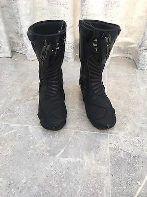 TCX motorcycle boots size 11