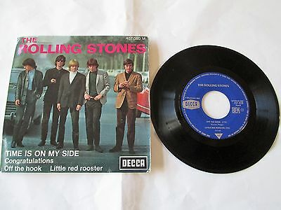 The Rolling Stones E.P Time is on my side