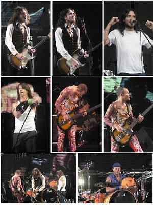 26 Red Hot Chili Peppers colour concert photos Coventry 2006