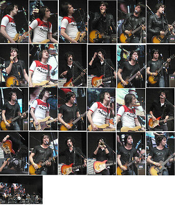 25 Dirty Pretty Things colour concert photos Coventry 2006