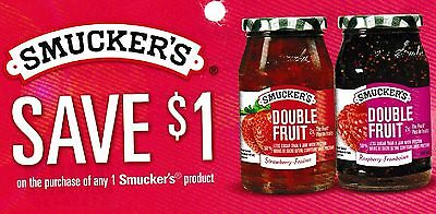 Coupons SMUCKER'S smuckers [Canada]