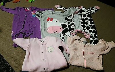 Baby Girl Clothes - Size 00 - Bulk Lot