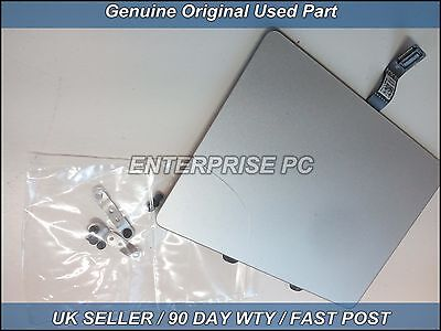 "MacBook Pro A1278 13"" 2.53 (Mid 2009) Touchpad Unit + Cable + Screws"