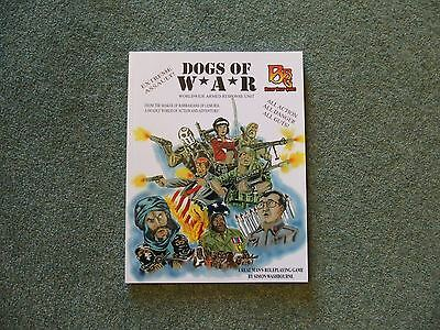 Dogs of War roleplaying game (Beyond Belief Games)
