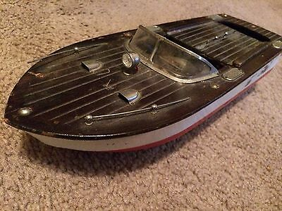 """Vintage 50's Fleet Line 12""""+ *project Boat in Running Cond."""