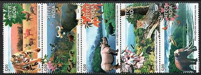 INDIA MNH 2007  National Parks of India