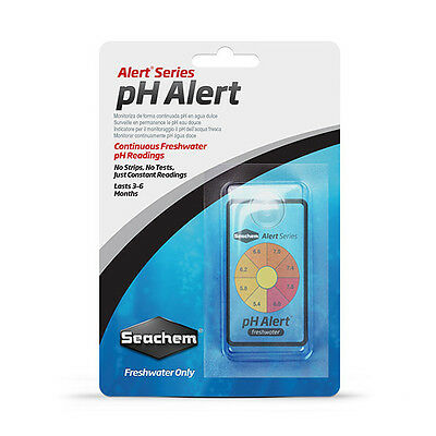 Seachem Ph Alert Continuous Ph Monitor Marine Fresh Water