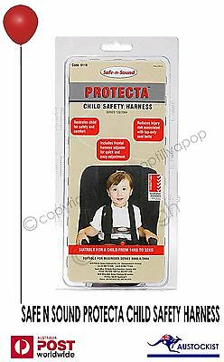 SAFE N SOUND Protecta Car Seat Child Safety Harness #120-2004  BNIB Sealed