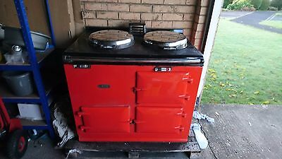 Solid Fuel AGA ( very good working order)