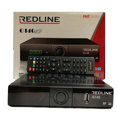 Revez HDS610 FullHD Satellite Receiver. UK Freesat Channels, Free to Air USB PVR