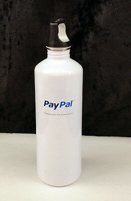 PayPal Promotional h2go Water Bottle Collectible Q2 2011 Achievements