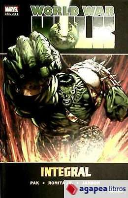 World War Hulk Integral. LIBRO NUEVO