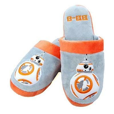 Star Wars BB-8 Adult Mule Slippers With Anti-Slip Sole - New Official Lucasfilm
