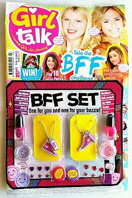 GIRL TALK MAGAZINE - 3rd June -16th June 2015 - ISSUE 531- New ( Free gifts inc)