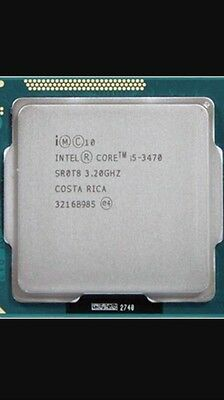 Processeur Intel Core i5 3470 3.2 GHz