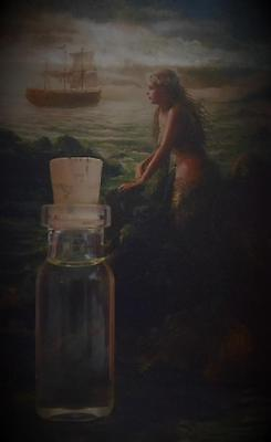 MERMAID Potion Elixir Ritual Oil Protection Oil ~ Wicca Witchcraft Pagan