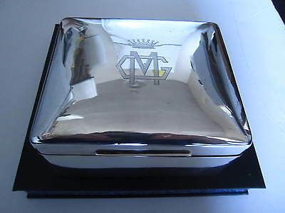Large William Comyns George V 1911 Sterling Silver Cigar Humidor Box 7x6x3.25""