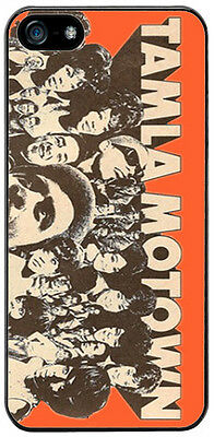 Tamla Motown Vintage Advert High Quality Cover/Case Fits iPhone 5/5S. Soul Mod