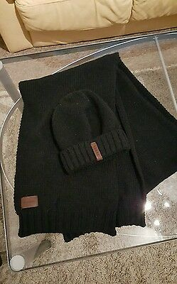 DIESEL Hat And Scarf