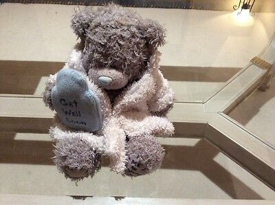 Me to You bear Get Well Soon